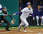 Seattle U/N. Dakota vs UW Softball 3/10/12
