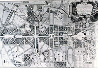 Versailles: Plan 1746. Reps, MAKING OF URBAN AMERICA, p. 25. Reference only.