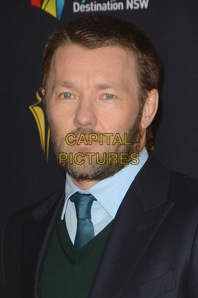 LOS ANGELES, CA - JANUARY 29: Joel Edgerton at the AACTA International Awards at Avalon Hollywood on January 29, 2016 in Los Angeles, California. <br /> CAP/MPI/DE<br /> &copy;DE/MPI/Capital Pictures