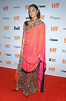 09 September 2017 - Toronto, Ontario Canada - Shazi Raja. 2017 Toronto International Film Festival - &quot;Brad's Status&quot; Premiere held at Winter Garden Theatre. <br /> CAP/ADM/BPC<br /> &copy;BPC/ADM/Capital Pictures
