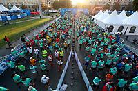 Corrida 2017 Maratón de Santiago