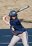 March 10, 2012:   Nevada Wolf Pack's Ashley Butera bats against the Wisconsin Badgers during their NCAA softball game played as part of the The Wolf Pack Classic at Christina M. Hixson Softball Park on Saturday in Reno, Nevada.