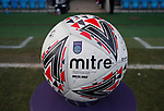 Official Women's Championship match ball during the The FA Women's Championship match at the Proact Stadium, Chesterfield. Picture date: 8th December 2019. Picture credit should read: Simon Bellis/Sportimage