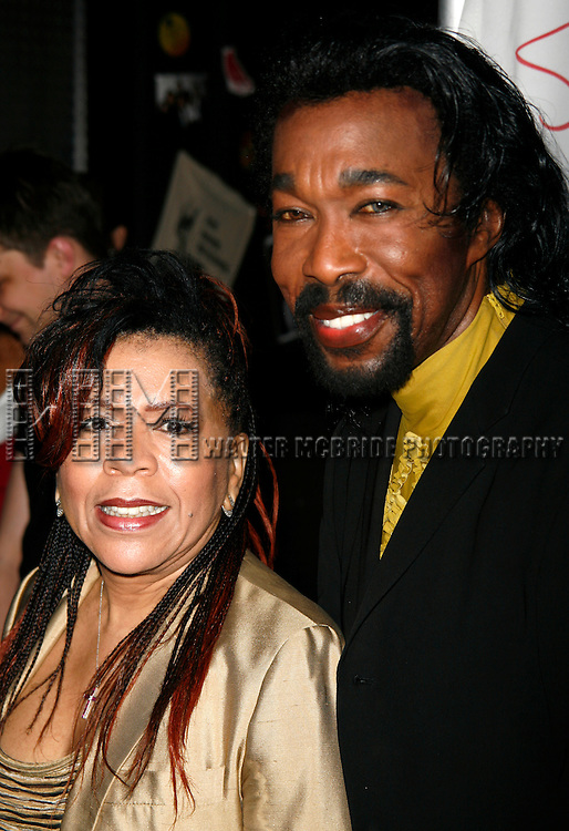 Ashford & Simpson.attending THE COLOR PURPLE Broadway Debut Celebration Party for Fantasia at Spotlight Live in Times Square , New York City..April 22, 207.© Walter McBride /