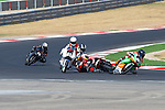 FIM CEV REPSOL in Navarra during the Spanish Championship 2014.<br /> Los Arcos, navarra, spain<br /> September 07, 2014. <br /> Moto3<br /> <br /> PHOTOCALL3000/ RME