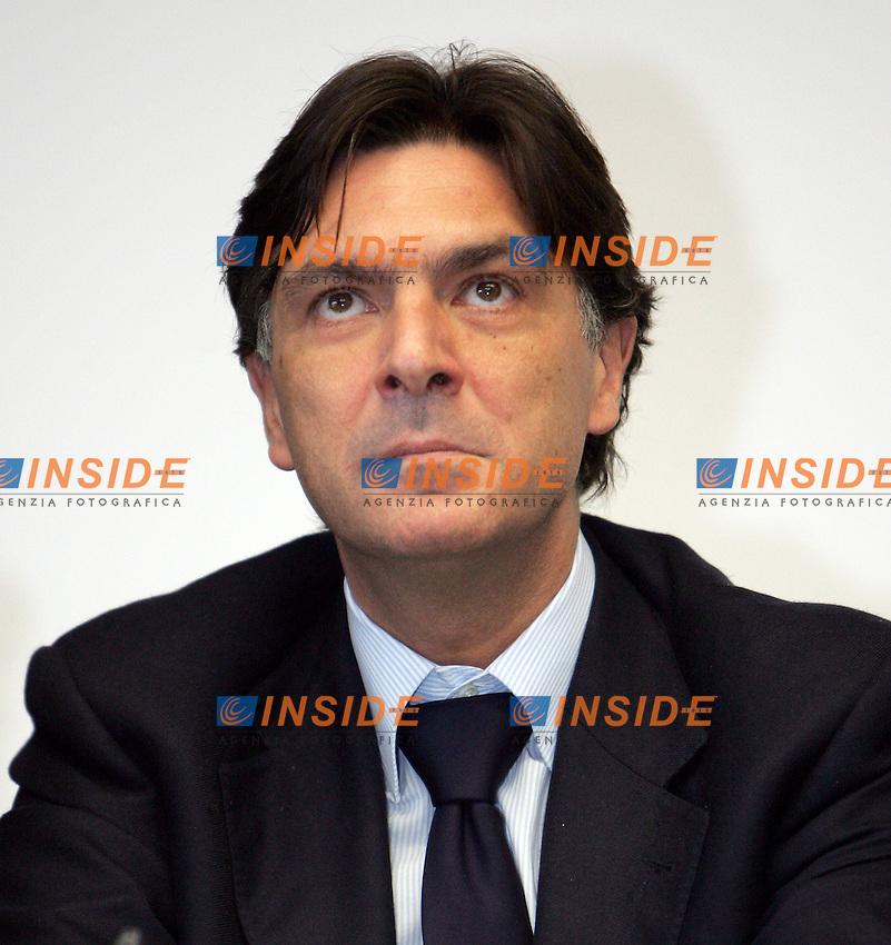 Roma 22/3/2006 Conferenza cittadina della Margherita di Roma. Il Presidente della Provincia Enrico Gasbarra<br /> <br /> <br /> <br /> Photo Andrea Staccioli Insidefoto
