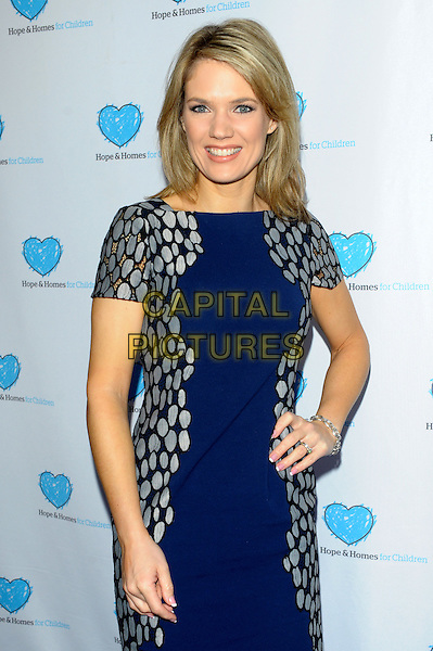 LONDON, UK - MARCH 03 - Charlotte Hawkins attends a screening of 'A Home for Mirela' a documentary about Romanian orphans by Natalie Pinkham at Vue West End on March 3, 2014 in London, England.<br /> CAP/CJ<br /> &copy;Chris Joseph/Capital Pictures