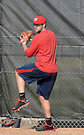 VIERA, FL - FEBRUARY 11:  Pitcher of the Washington Nationals Baseball Club poses for a photo at Spacecoast Stadium February 11, 2013 in Viera, Florida (Photo by Donald Miralle for the Washington Nationals Baseball Club)