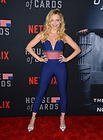"LOS ANGELES, CA. October 22, 2018: Izabella Miko at the season 6 premiere for ""House of Cards"" at the Directors Guild Theatre.<br /> Picture: Paul Smith/FeatureflashLOS ANGELES, CA. October 22, 2018: Izabella Miko at the season 6 premiere for ""House of Cards"" at the Directors Guild Theatre.<br /> Picture: Paul Smith/Featureflash"
