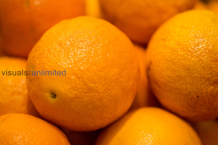 Oranges have long been known to be a rich source of healthy vitamin C but now some California chemists have discovered that the fruits have some other nutritious chemicals to. Oranges are rich in a compound called citrus limonoids which have been proven to help fight a number of varieties of cancer, including that of the skin, lung, breast, stomach and colon Royalty Free