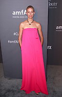 NEW YORK, NY - FEBRUARY 6: Karolina Kurkova arriving at the 21st annual amfAR Gala New York benefit for AIDS research during New York Fashion Week at Cipriani Wall Street in New York City on February 6, 2019. <br /> CAP/MPI99<br /> ©MPI99/Capital Pictures