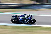 MAVERICK VINALES - SPANISH - MONSTER ENERGY YAMAHA MotoGP - YAMAHA<br /> Assen 28/06/2019  <br /> Moto Gp Paesi Bassi Olanda 2019 <br /> Foto Vincent Guignet / Panoramic / Insidefoto