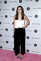 LOS ANGELES - AUG 10:  Alexa Nisenson at the Beautycon Festival LA 2019 at the Los Angeles Convention Center on August 10, 2019 in Los Angeles, CA