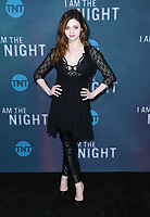 "09 May 2019 - North Hollywood, California - India Eisley. Emmy FYC for TNT'S ""I Am the Night"" held at the Saban Media Center at the Television Academy. Photo Credit: Birdie Thompson/AdMedia"