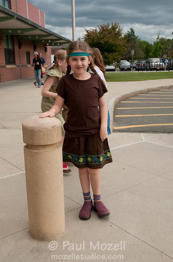 Woodville School 3rd Grade Show
