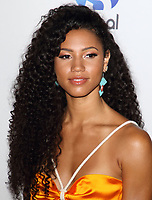 Vick Hope at the Capital FM Summertime Ball at Wembley Stadium, London on June 8th 2019<br /> CAP/ROS<br /> ©ROS/Capital Pictures