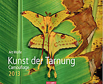 Award-winning!<br /> <br /> 2013 Art of Camouflage<br /> <br /> Oversized Wall Calendar<br /> <br /> 13 color photos by Art Wolfe<br /> <br /> International: In English, German, and French<br /> <br /> Oversized at 22x18 inches (55.5x45.5cm)