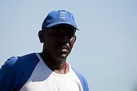 BASEBALL - POLES BASEBALL FRANCE - TRAINING CAMP CUBA - HAVANA (CUBA) - 13 TO 23/02/2009 - CUBAN COACH