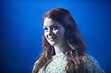 London, UK. 03.04.2014. FINIAN'S RAINBOW opens at the Charing Cross Theatre, in a transfer from the Union Theatre. Music by Burton Lane, Lyrics by E.Y. Harburg, book by E.Y. Harburg and Fred Saidy, adapted by Charlotte Moore. Directed by Phil Wilmott. Picture shows: Christina Bennington (Sharon). Photograph © Jane Hobson.
