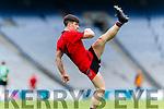 Gavin O'Grady Glenbeigh Glencar v Rock Saint Patricks in the Junior Football All Ireland Final in Croke Park on Sunday.