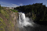 Snoqualmie Falls, Snoqualmie, Washington, US