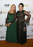 Charlotte Caffey and Jane Wiedlin attends 2017 Dramatists Guild Foundation Gala reception at Gotham Hall on November 6, 2017 in New York City.