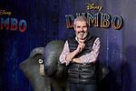 Lorenzo Caprile attends to Dumbo premiere at Principe Pio Theatre in Madrid, Spain. March 27, 2019. (ALTERPHOTOS/A. Perez Meca)