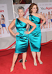 "Jamie Lee Curtis and Sigourney Weaver both wearing David Meister  at The Touchstone Pictures' World Premiere of ""You Again"" held at The El Capitan Theatre in Hollywood, California on September 22,2010                                                                               © 2010 Hollywood Press Agency"