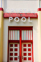 Glen Echo Park Maryland  Crystal Pool.Washington DC Architectural Photography.Architectural Details