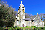 Christ Church of Ireland church  Kilfaughnabeg,  Glandore, County Cork, Ireland