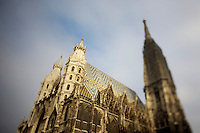 Vienna-A Tilted Perspective