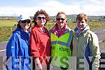 Sunny Walk: Enjoying the fine weather during The Irish Hopice Foundation walk in Ballybunion on Friday morning are l-r : Mary Phelan, Ellen Courtney, Slyvia Hughes & Catherine Long
