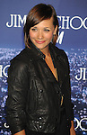 WEST HOLLYWOOD, CA. - November 02: Rashida Jones arrives at Jimmy Choo For H&M at a private residence on November 2, 2009 in West Hollywood, California.. .