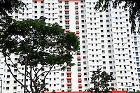 Housing Blocks in Chinatown, Singapore