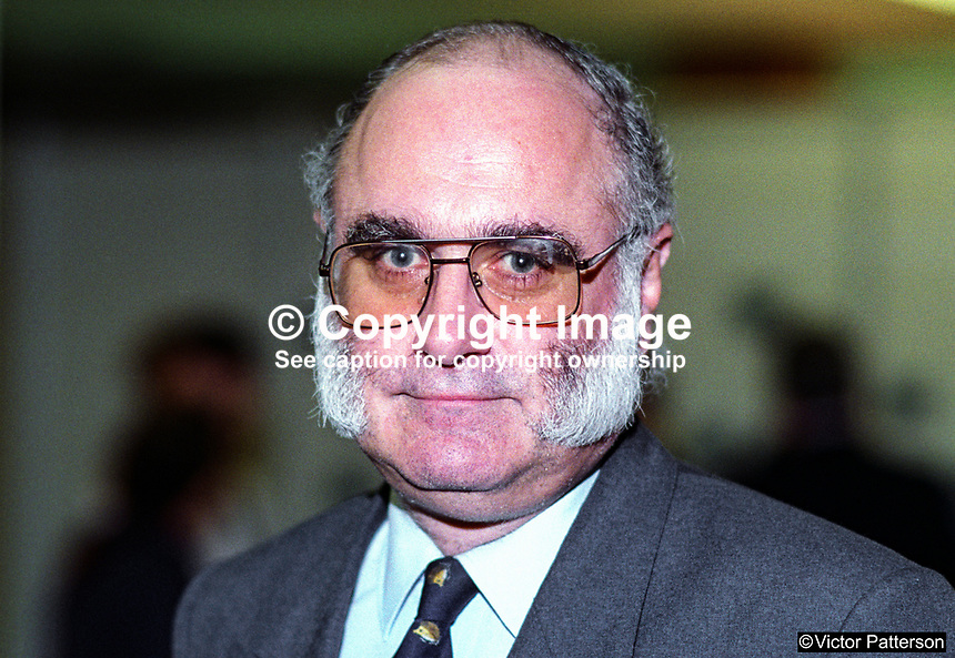 Allan Stewart, MP, Conservative Party, UK, at annual conference, October 1992. 19921060AS.<br />