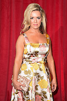 Rachel Leskovac<br /> arrives for the British Soap Awards 2016 at Hackney Empire, London.<br /> <br /> <br /> &copy;Ash Knotek  D3124  28/05/2016