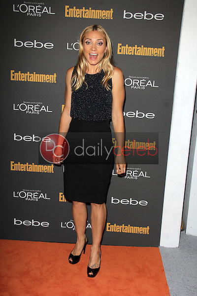 Spencer Grammer<br /> at the 2013 Entertainment Weekly Pre-Emmy Party, Fig& Olive, Los Angeles, CA 09-20-13<br /> David Edwards/Dailyceleb.com 818-249-4998