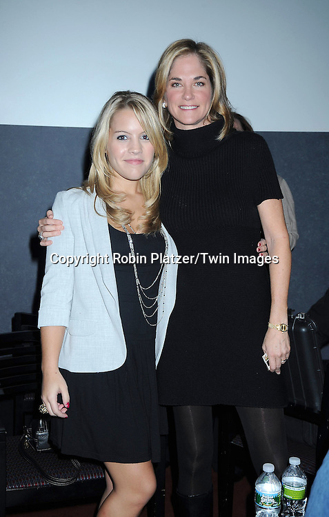 Kristen Alderson and Kassie DePaiva attending the Conversation with the cast of One Life to Live at the Paley Center for .Media by SAG on November 2, 2010 in New York City. .Photo by Robin Platzer/ Twin Images