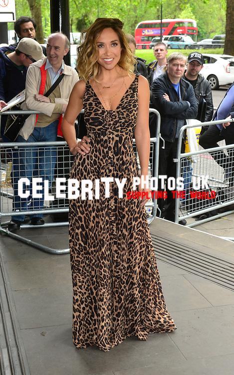 Myleee Klass  at the Ivor Novello Awards at the Grosvenor House Hotel, Park Lane, London on May 19th 2016