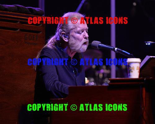 HOLLYWOOD FL - JANUARY 4: Gregg Allman performs at Hard Rock Live held at the Seminole Hard Rock Hotel & Casino on January 4, 2015 in Hollywood, Florida. : Credit Larry Marano (C) 2015