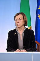 Elsa Fornero, Italy's Minister of Labor, Social Policies and Gender Equality in the Monti cabinet from November 2011 to April 2013.