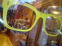 soho's  eyeglass store