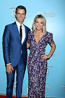 LOS ANGELES - OCT 5:  Cameron Mathison, Debbie Matenopoulos at the 9th Annual American Humane Hero Dog Awards at the Beverly Hilton Hotel on October 5, 2019 in Beverly Hills, CA