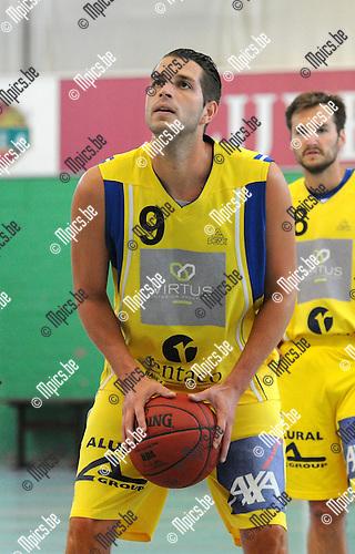 2013-08-15 / Basketbal / seizoen 2013-2014 / Turuka / Yannick De Leeuw<br /><br />Foto: Mpics.be