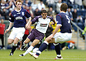 21/07/2007       Copyright Pic: James Stewart.File Name : sct_jspa14_falkirk_v_rangers.ALEX TOTTEN TESTIMONIAL.NACHO NOVO GOES PAST LIAM CRAIG AND BRIAN ALLISON....James Stewart Photo Agency 19 Carronlea Drive, Falkirk. FK2 8DN      Vat Reg No. 607 6932 25.Office     : +44 (0)1324 570906     .Mobile   : +44 (0)7721 416997.Fax         : +44 (0)1324 570906.E-mail  :  jim@jspa.co.uk.If you require further information then contact Jim Stewart on any of the numbers above.........