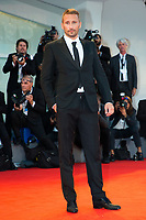 "Matthias Schoenaerts at the ""Racer And The Jailbird (Le Fidele)"" premiere, 74th Venice Film Festival in Italy on 8 September 2017.<br /> <br /> Photo: Kristina Afanasyeva/Featureflash/SilverHub<br /> 0208 004 5359<br /> sales@silverhubmedia.com"