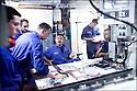 Février 2009/ Océan Indien/ Machine, débriefing après allumage.