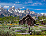 Grand Teton National Park, WY: Chapel of the Transfiguration -Episcopal Church