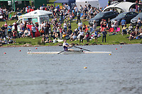 Race: 50  Event: J15 1x   Final A <br /> <br /> Junior Inter Regional Regatta 2018<br /> <br /> To purchase this photo, or to see pricing information for Prints and Downloads, click the blue 'Add to Cart' button at the top-right of the page.