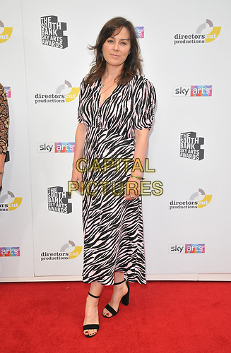 Jill Halfpenny at the South Bank Sky Arts Awards 2019, The Savoy Hotel, The Strand, London, England, UK, on Sunday 07th July 2019.<br /> CAP/CAN<br /> ©CAN/Capital Pictures